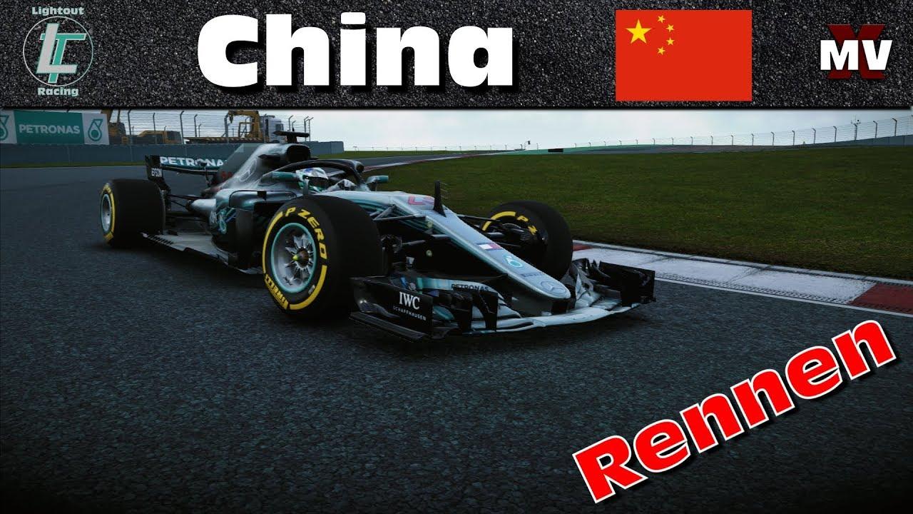ganzes Rennen | solide Pace | China #3 | Ligarennen | Simrc.de [GER] [HD]
