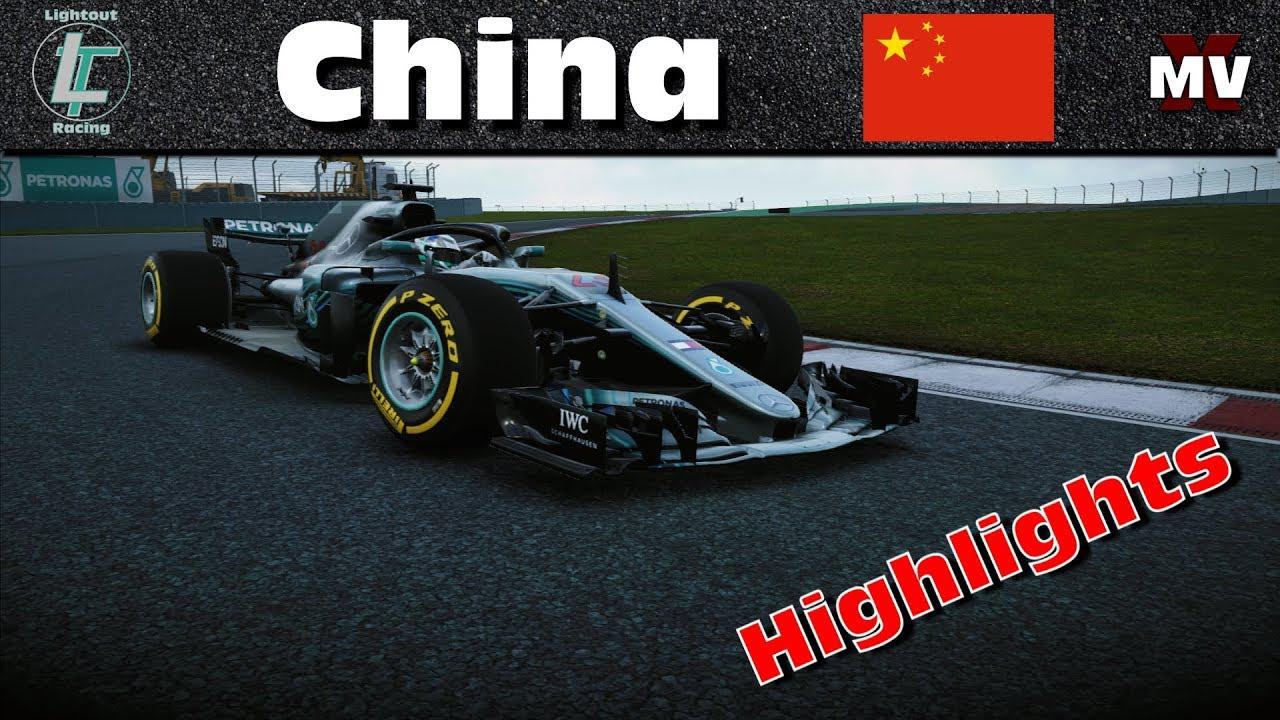 Highlights | solide Pace | China #3 | Ligarennen | Simrc.de [GER] [HD]