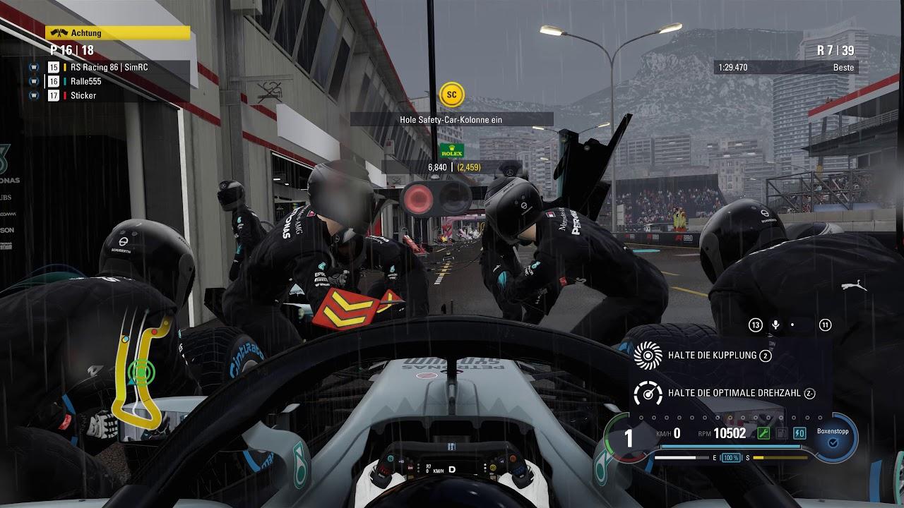 6. Ligarennen in Monaco