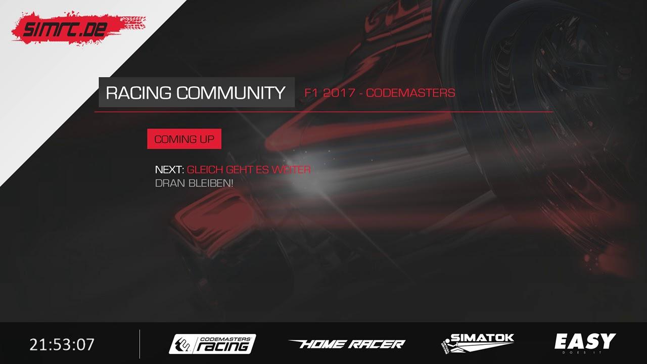 [GER] SimRC League Race 3 - Bahrain