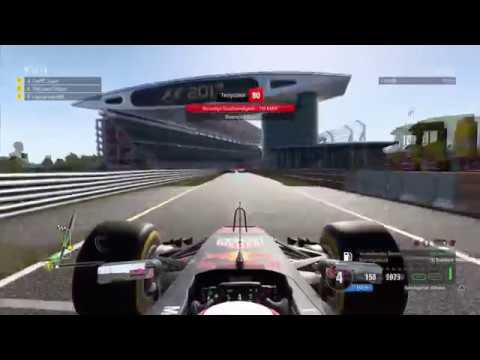 F1 2017 | SimRC PS4 Ligarennen | China