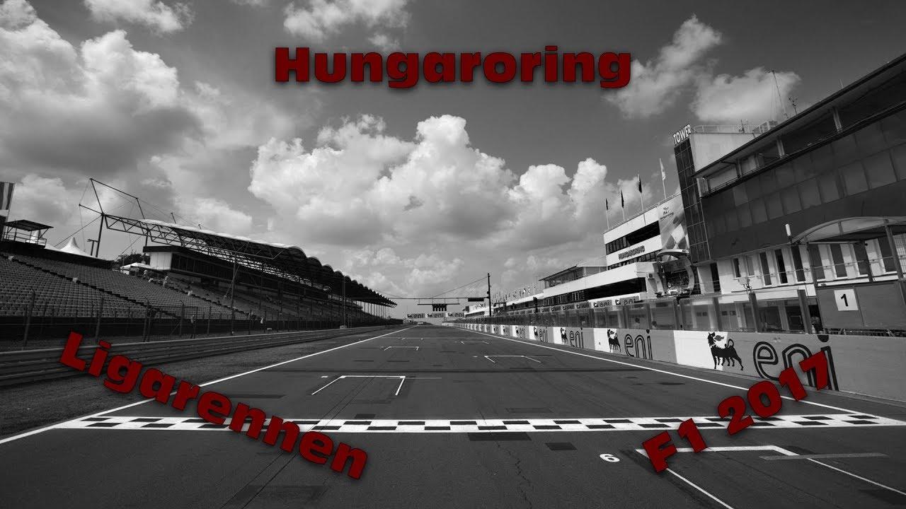 Das hätte der erste Sieg sein können... | Hungaroring #2 | F1 2017 | Ligarennen [GER] [HD]