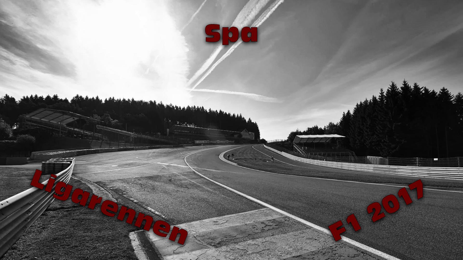 Immer wieder dieser Regen! | Spa #3 | F1 2017 | Ligarennen [GER] [HD]★ SPIEL & GÄSTE