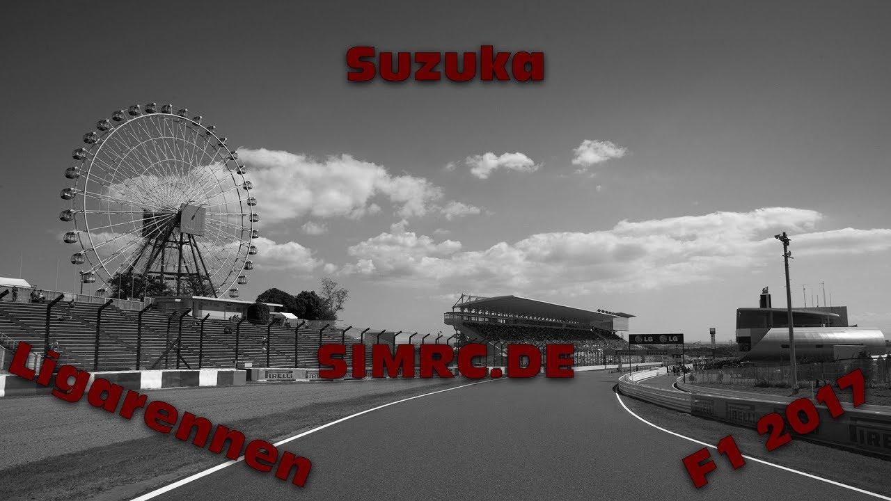 Aufholjagd! | Suzuka #6 | F1 2017 | Ligarennen | Simrc.de [GER] [HD]