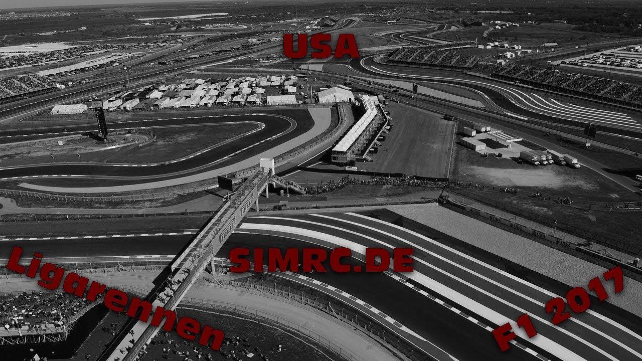 WAS EIN KAMPF! | USA #7 | F1 2017 | Ligarennen | Simrc.de [GER] [HD]