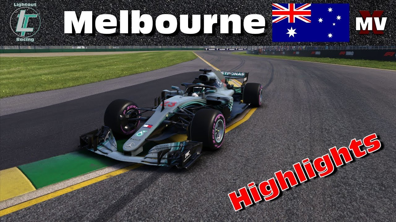 Highlights | Was ein Saisonstart!!! | Melbourne #1 | Ligarennen | Simrc.de [GER] [HD]
