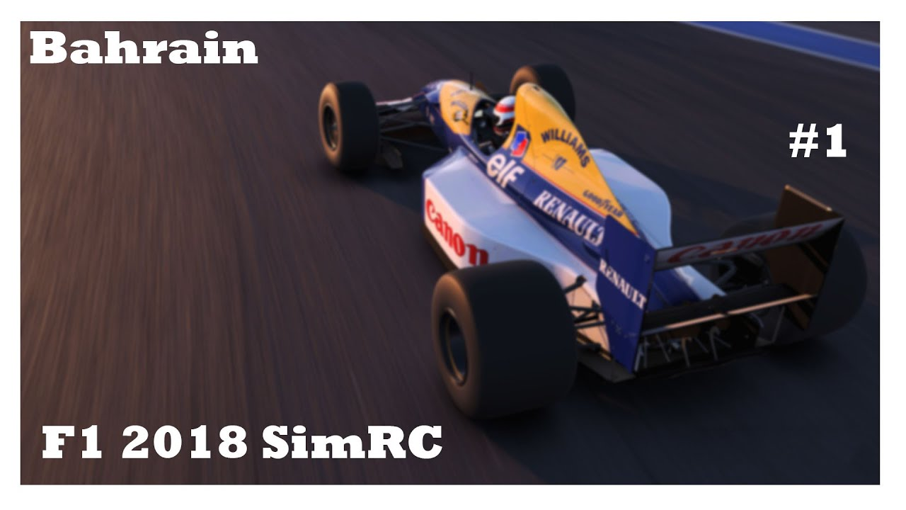Highlights vom Bahrain GP