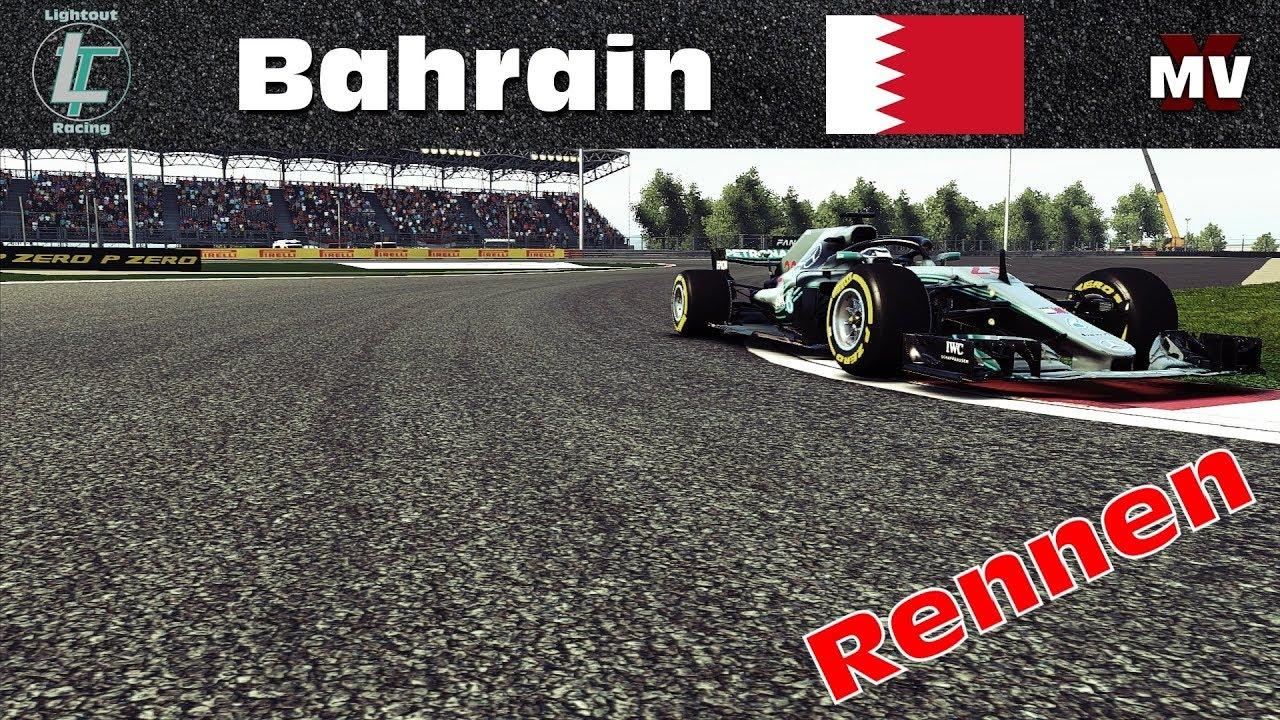 ganzes Rennen | Fail Safety-Car des Jahres! | Bahrain #2 | Ligarennen | Simrc.de [GER] [HD]